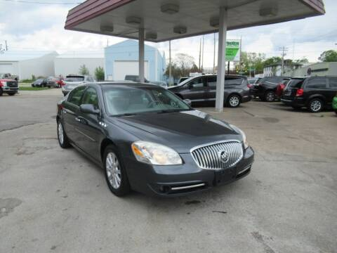 2011 Buick Lucerne for sale at Perfection Auto Detailing & Wheels in Bloomington IL