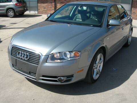 2007 Audi A4 for sale at Springs Auto Sales in Colorado Springs CO
