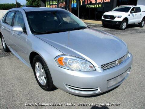 2014 Chevrolet Impala Limited for sale at Gary Simmons Lease - Sales in Mckenzie TN
