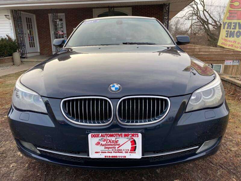 2008 BMW 5 Series for sale in Fairfield, OH