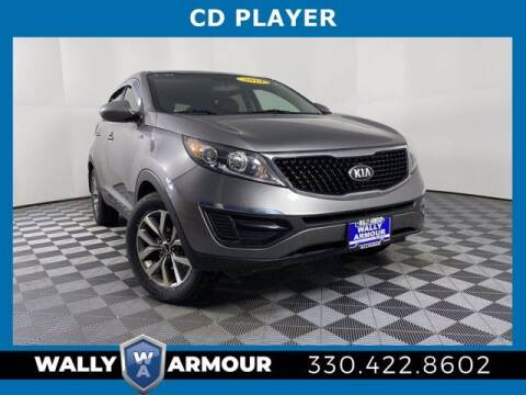 2014 Kia Sportage for sale at Wally Armour Chrysler Dodge Jeep Ram in Alliance OH