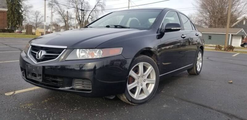 2004 Acura TSX for sale at Sinclair Auto Inc. in Pendleton IN
