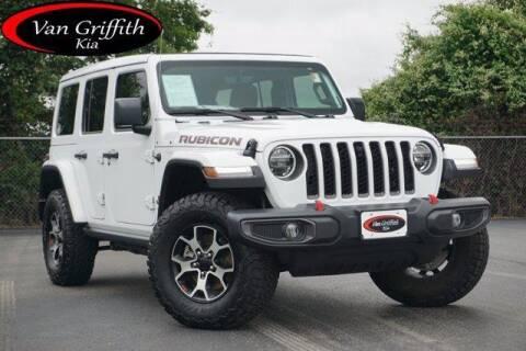 2021 Jeep Wrangler Unlimited for sale at Van Griffith Kia Granbury in Granbury TX
