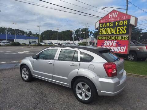2011 Dodge Caliber for sale at HW Auto Wholesale in Norfolk VA