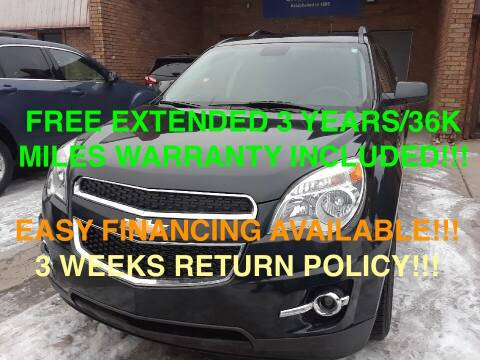 2014 Chevrolet Equinox for sale at Mikes Auto Forum in Bensenville IL