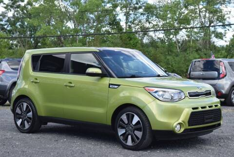 2014 Kia Soul for sale at GREENPORT AUTO in Hudson NY
