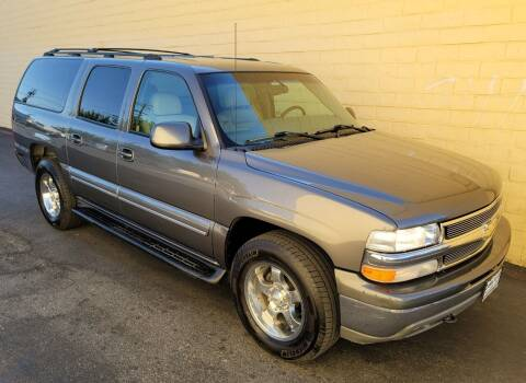 2001 Chevrolet Suburban for sale at Cars To Go in Sacramento CA