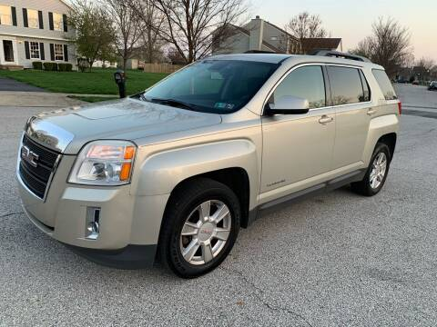 2013 GMC Terrain for sale at Via Roma Auto Sales in Columbus OH