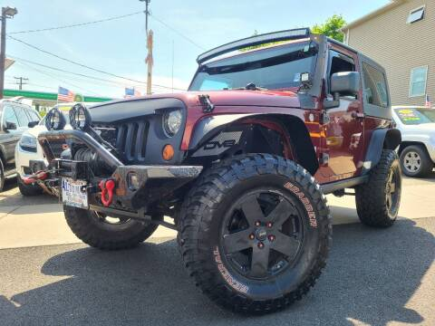 2007 Jeep Wrangler for sale at Express Auto Mall in Totowa NJ