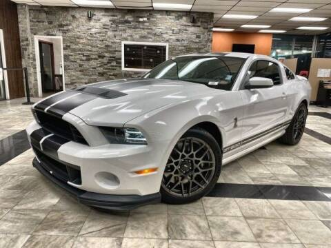 2014 Ford Shelby GT500 for sale at Sonias Auto Sales in Worcester MA