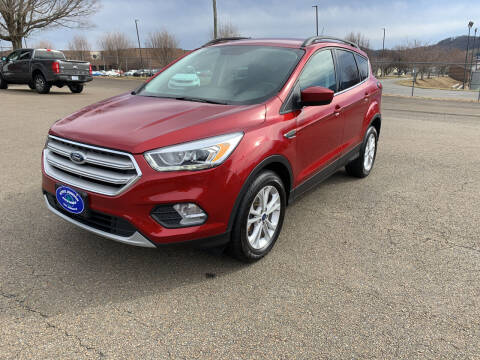 2019 Ford Escape for sale at Steve Johnson Auto World in West Jefferson NC
