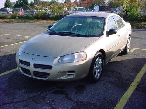 2001 Dodge Stratus for sale at VOA Auto Sales in Pontiac MI