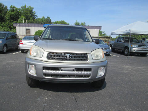 2002 Toyota RAV4 for sale at Olde Mill Motors in Angier NC