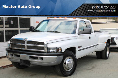 1999 Dodge Ram Pickup 3500 for sale at Master Auto Group in Raleigh NC