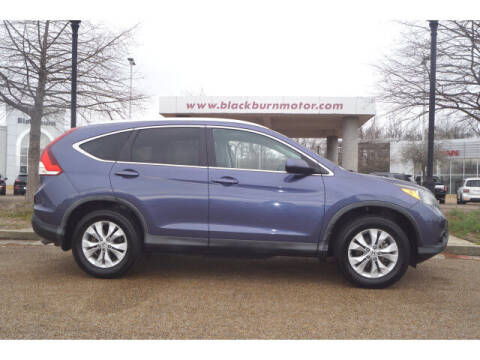 2014 Honda CR-V for sale at BLACKBURN MOTOR CO in Vicksburg MS