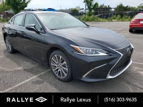 2021 Lexus ES 250 for sale at RALLYE LEXUS in Glen Cove NY
