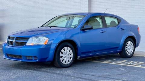 2008 Dodge Avenger for sale at Carland Auto Sales INC. in Portsmouth VA