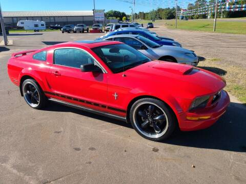 2006 Ford Mustang for sale at Rum River Auto Sales in Cambridge MN