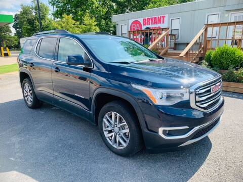 2017 GMC Acadia for sale at BRYANT AUTO SALES in Bryant AR