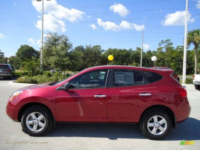 2010 Nissan Rogue for sale at HOUSTON'S BEST AUTO SALES in Houston TX