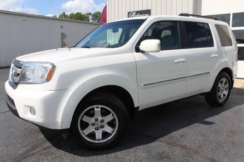 2011 Honda Pilot for sale at Platinum Motors LLC in Reynoldsburg OH