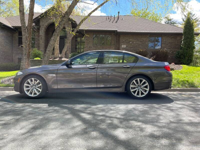 2011 BMW 5 Series for sale at You Win Auto in Burnsville MN