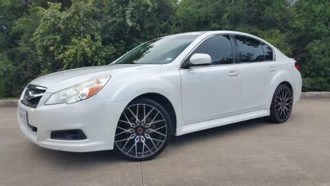 2012 Subaru Legacy for sale at Houston Auto Preowned in Houston TX