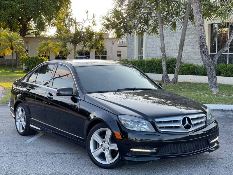 2011 Mercedes-Benz C-Class for sale at Citywide Auto Group LLC in Pompano Beach FL