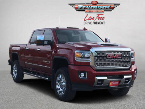 2019 GMC Sierra 2500HD for sale at Rocky Mountain Commercial Trucks in Casper WY