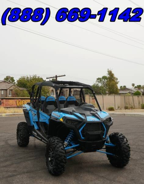 2020 Polaris RZR XP 4 1000 for sale at Motomaxcycles.com in Mesa AZ