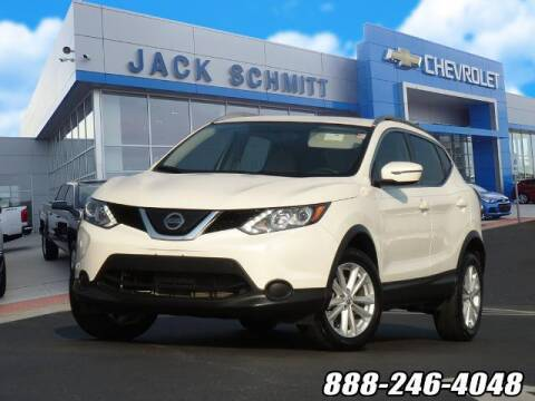 2018 Nissan Rogue Sport for sale at Jack Schmitt Chevrolet Wood River in Wood River IL