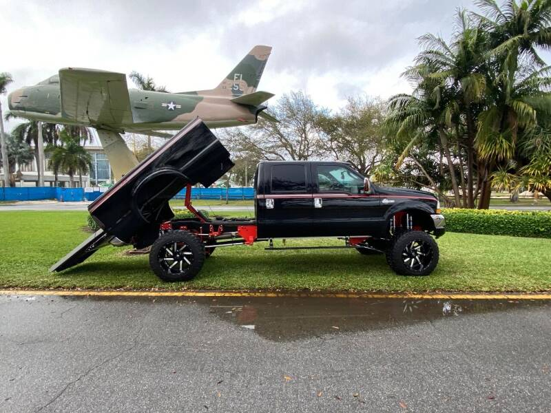 2004 Ford F-350 Super Duty for sale at BIG BOY DIESELS in Ft Lauderdale FL