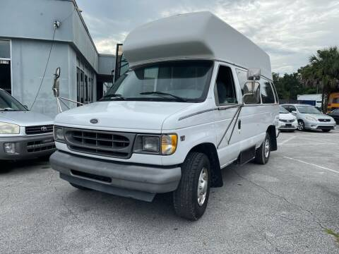 2002 Ford E-Series Cargo for sale at Popular Imports Auto Sales in Gainesville FL