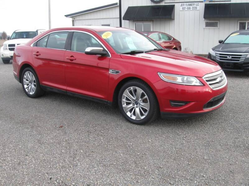 2010 Ford Taurus for sale at Country Auto in Huntsville OH