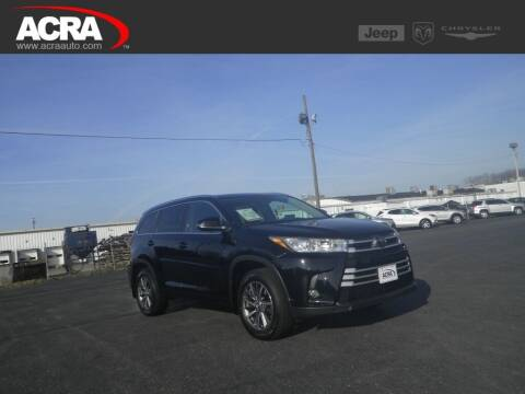 2018 Toyota Highlander for sale at BuyRight Auto in Greensburg IN
