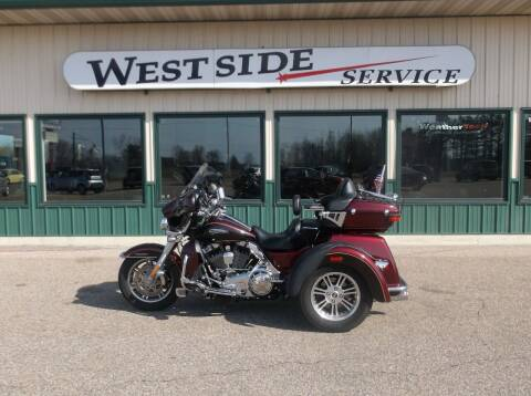 2015 HARLEY DAVIDSON FLHTCUTG for sale at West Side Service in Auburndale WI