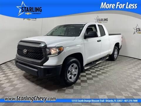 2019 Toyota Tundra for sale at Pedro @ Starling Chevrolet in Orlando FL