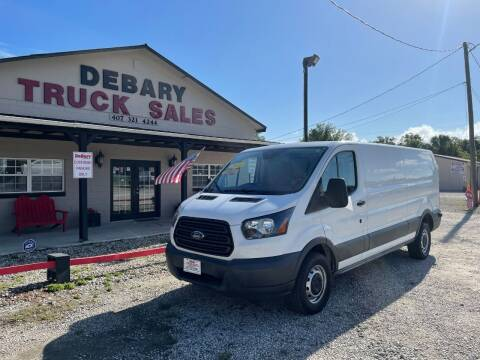 2016 Ford Transit Cargo for sale at DEBARY TRUCK SALES in Sanford FL
