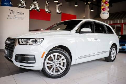 2017 Audi Q7 for sale at Quality Auto Center of Springfield in Springfield NJ