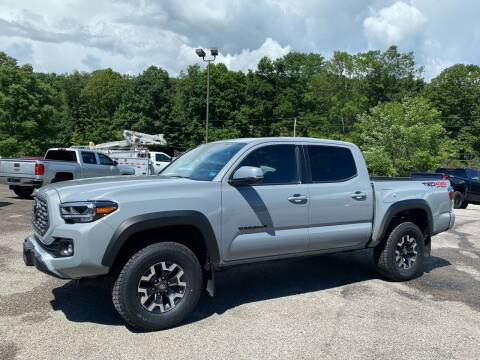 2020 Toyota Tacoma for sale at Griffith Auto Sales in Home PA
