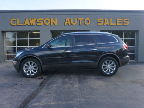 2011 Buick Enclave for sale at Clawson Auto Sales in Clawson MI