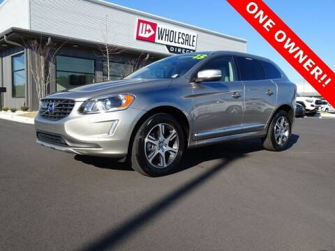2015 Volvo XC60 for sale at Wholesale Direct in Wilmington NC
