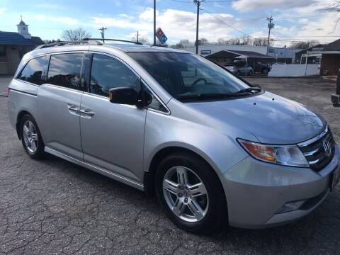 2011 Honda Odyssey for sale at Cherry Motors in Greenville SC