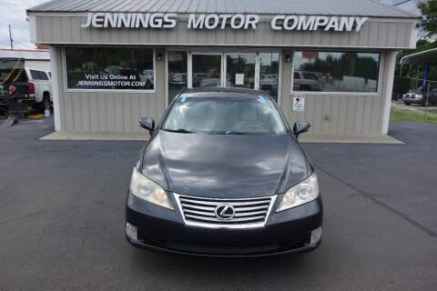2010 Lexus ES 350 for sale at Jennings Motor Company in West Columbia SC