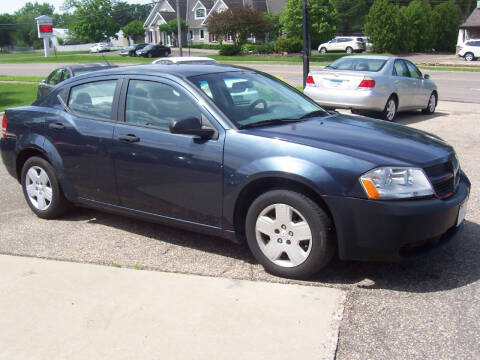 2008 Dodge Avenger for sale at TOWER AUTO MART in Minneapolis MN