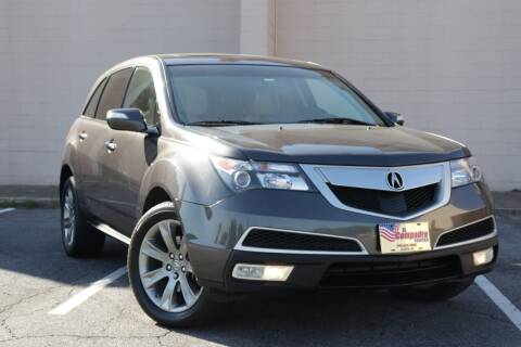 2010 Acura MDX for sale at El Compadre Trucks in Doraville GA