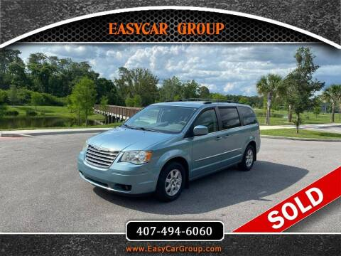 2010 Chrysler Town and Country for sale at EASYCAR GROUP in Orlando FL
