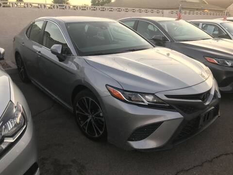 2019 Toyota Camry for sale at CASH OR PAYMENTS AUTO SALES in Las Vegas NV