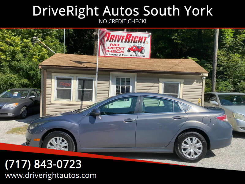 2009 Mazda MAZDA6 for sale at DriveRight Autos South York in York PA