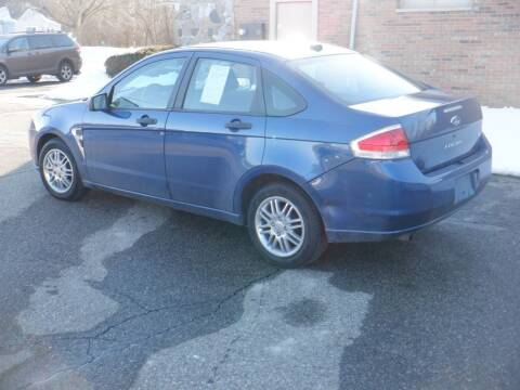 2008 Ford Focus for sale at Mobility Motors LLC - Cars in Battle Creek MI
